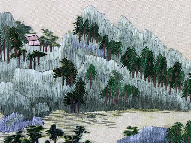 富春山居图-(10)