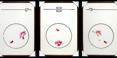 卧室挂什么画 刺绣花鸟画简单又漂亮