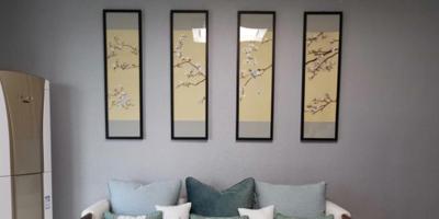 中式风格家居里,就是要摆上这么一款新中式装饰画才够品味!