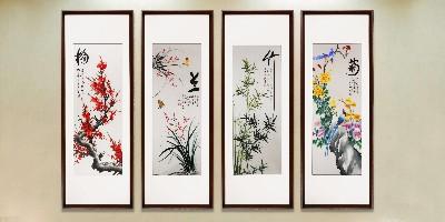 你知道家庭装饰画要怎么挂才好吗?