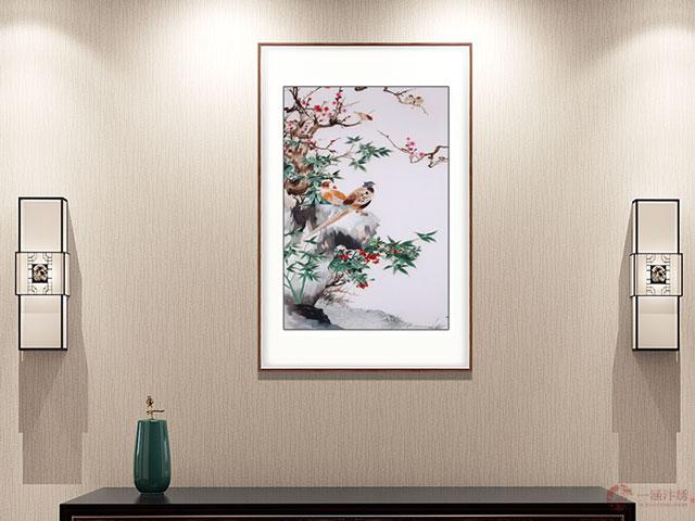 花与鸟-(5)