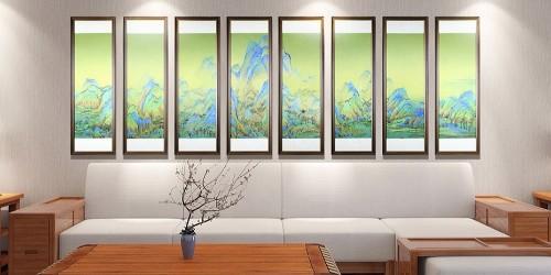 千里江山图系列