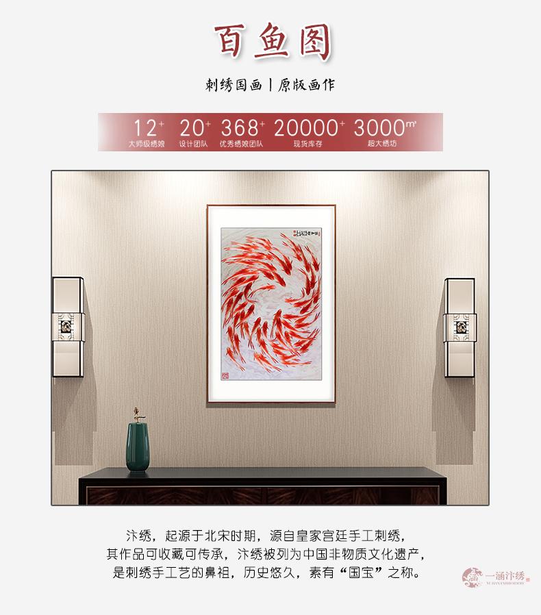 百鱼图 (1)
